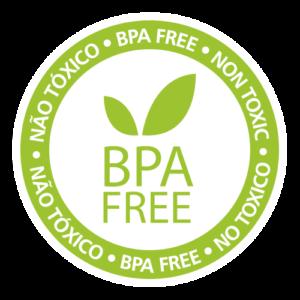 Selo BPA Free